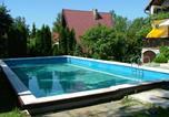 Location vacances Kościerzyna - Holiday home Stezyca Zuromino-2