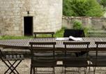 Location vacances Noyers - Côté-Serein Chambre La courtine-3