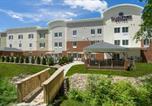 Hôtel Butler - Candlewood Suites Grove City - Outlet Center-4