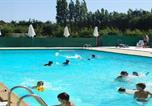 Camping avec Quartiers VIP / Premium Sarzeau - Camping de Pouldroit-4