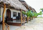 Villages vacances Zanzibar City - Coconut Tree Beach Resort-1