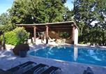 Location vacances Montségur-sur-Lauzon - Gite Domaine de l'Esperouze-1