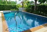 Location vacances Cha-am - Sam Pool Villa 39-2