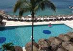 Hôtel Acapulco de Juárez - Suite 611 Las Torres Gemelas-3