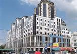 Hôtel Київ - Yak Olympic Hostel-1