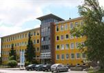 Hôtel Bentwisch - Hotel Garni am Überseehafen Rostock-1