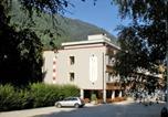 Location vacances Mezzana - Locazione turistica Kristall.4-3