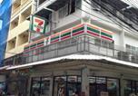 Hôtel Bangkok - Bangkok station-3