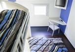 Hôtel Draveil - Hotelf1 Savigny Villemoisson-4