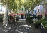 Location vacances Pennes-le-Sec - Le Mas de Saint- Ferréol Nord-1