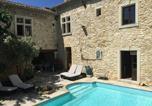Location vacances Laudun-l'Ardoise - Villa Mon Amour-4