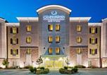 Hôtel Bellevue - Candlewood Suites - Omaha Millard Area-1