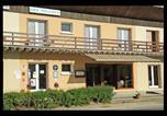 Hôtel Saint-Pierre-les-Bois - Les Tilleuls-2