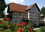 Location vacances Jena - Pension Lindenhof-1