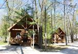 Villages vacances Sturgeon Bay - Tranquil Timbers Deluxe Cabin 5-1