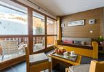 Hôtel 4 étoiles Mâcot-la-Plagne - Lagrange Vacances Les Chalets Edelweiss-3