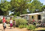 Camping 4 étoiles La Rochelle - France Loc Domaine la Bonne Etoile-1