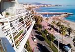 Location vacances Cagnes-sur-Mer - Apartment Promenade de la Plage-4