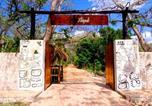 Camping Mexique - Xkopek Camping-2