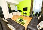 Location vacances Aberdeen - Parkhill Luxury Serviced Apartments - City Centre Apartments-2