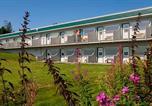 Hôtel Homer - Ocean Shores Hotel-1