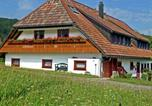 Location vacances Albbruck - Apartment Schwarzwald 1-1