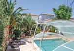 Location vacances Toulouges - Holiday Home Pezilla La Riviere E Chemin Cami De La Gaffe-1