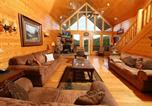 Location vacances Maryville - Mountain Shadow Lodge-2