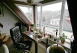 Location vacances Weisenbach - Luxus-Apartment mit wunderschönem Panoramablick-1