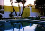 Hôtel Almada - Mr Ziggy Surfhouse-1