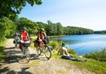 Camping avec Piscine couverte / chauffée Dinard - Camping Au Bocage Du Lac-4