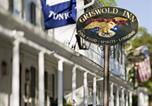 Hôtel Branford - The Griswold Inn-4