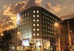 Hôtel Toyama - Apa Hotel Takaoka-Marunouchi-1