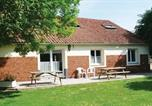 Location vacances Aubin-Saint-Vaast - Holiday Home Gites Lajumel-3