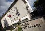 Hôtel Medlánky - Bed&Breakfast Klafé-1