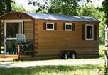 Camping avec Club enfants / Top famille Autrans - Flower Camping Lac du Marandan-3