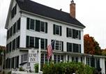 Hôtel White River Junction - The Lyme Inn-2