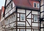 Hôtel Bad Pyrmont - Historik Hotel Garni Christinenhof-3