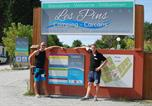 Camping  Acceptant les animaux Carcans - Camping Les Pins - Carcans-2