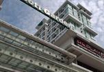 Location vacances Seri Kembangan - The Loft Suite @ Scott Garden-1