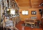 Location vacances Custer - Trappers Cabin-4
