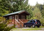 Villages vacances Blaine - Mount Vernon Camping Resort Studio Cabin 5-1