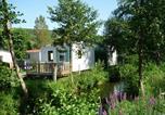 Camping avec Piscine couverte / chauffée Les Andelys - Camping Sites et Paysages Domaine De La Catinière-3