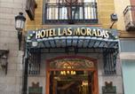 Hôtel Manjabálago - Hotel Las Moradas-1
