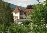 Hôtel Hauterive (NE) - Hôtel du Cheval-Blanc-1