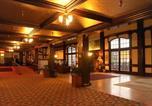 Hôtel Arcata - Eureka Inn-4