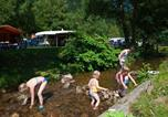 Camping avec Ambiance club Sanchey - Flower Camping Verte Vallee-1