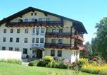 Hôtel Bischofsmais - Gasthof zur Alten Post-2