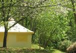 Camping avec Piscine couverte / chauffée Souillac - Flower Camping Le Temps De Vivre-2