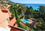 Hôtel Roquebrune-Cap-Martin - Résidence &quote;Le Golfe Bleu&quote;-4